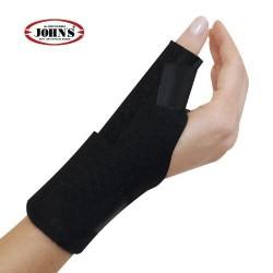 Επικάρπιο Με Αντίχειρα Spika Wrap Around Black Line 120217 JOHN'S