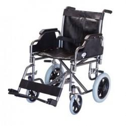 Αναπηρικό Αμαξίδιο Εσωτερικού Χώρου Μαύρο