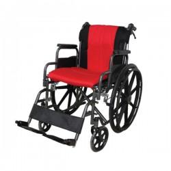 Αναπηρικό Αμαξίδιο Σειρά Golden, Κόκκινο – Μαύρο