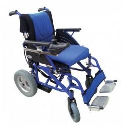 Αμαξίδιο Ηλεκτροκίνητο Venere Με Ρυθμιζόμενη Πλάτη Μονής Άρθρωσης Και Αναπαυτικό Κάθισμα