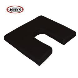 """Μαξιλάρι Αναπηρικών Αμαξιδίων Σε Σχήμα """"U"""" Memory Foam 11718 JOHN'S"""