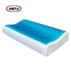 Ανατομικό Μαξιλάρι Ύπνου Memory Foam With Cool Gel 11721 JOHN'S