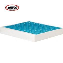 Μαξιλάρι Αναπηρικών Αμαξιδίων Memory Foam With Cool Gel 11722 JOHN'S