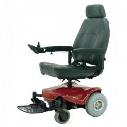 Αμαξίδιο Scooter Agila  Με Αναπαυτικό Κάθισμα Deluxe Ρυθμιζόμενα Πλαϊνά Και Χειριστήριο Μοχλού