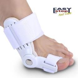 Hallux Valgus Νάρθηκας Ημέρας & Νύχτας Βλαισού Ποδός Για Κότσι 17310 Easy Step Foot Care (ζευγάρι)