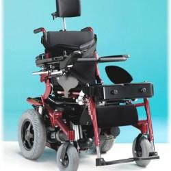Ηλεκτροκίνητο Αναπηρικό Αμαξίδιο Ενισχυμένου Τύπου – Ορθοστάτης HI-LO VARIO Με 6 Κινήσεις
