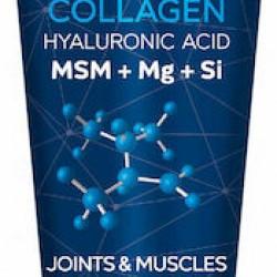 Herbamedicus Swiss Gel Collagen Forte Ψυκτική Κρέμα με Θαλάσσιο Κολλαγόνο & Υαλουρονικό 200ml