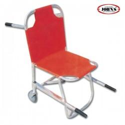 Καρέκλα Μεταφοράς Πτυσσόμενη για Σκάλες με 2 Ζώνες Ασφαλείας 232960 JOHN'S