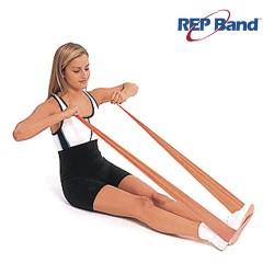 Λάστιχο Γυμναστικής Rep Band (5,5m) Level 1 Peach 233000 JOHN'S