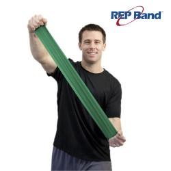 Λάστιχο Γυμναστικής Rep Band (5,5m) Level 3 Green 233002 JOHN'S