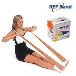 Λάστιχο Γυμναστικής Rep Band (45m) Level 2 Orange 233011 JOHN'S