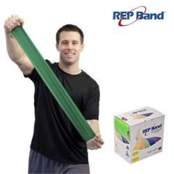 Λάστιχο Γυμναστικής Rep Band (45m) Level 3 Green 233012 JOHN'S