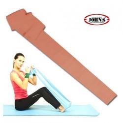 Λάστιχο Γυμναστικής Rep Band (1,5m) Level 2 Orange 233051 JOHN'S