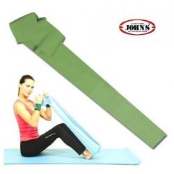 Λάστιχο Γυμναστικής Rep Band (1,5m) Level 3 Green 233052 JOHN'S