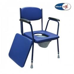Commode Καρέκλα + WC με Ρυθμιζόμενο Ύψος 2418997 Medinext