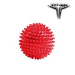 TITAN Μπαλάκι Μασάζ Κόκκινο Φ6cm 26131 JOHN'S