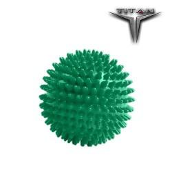 TITAN Μπαλάκι Μασάζ Πράσινο Φ9cm 26133 JOHN'S