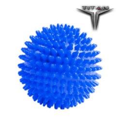 TITAN Μπαλάκι Μασάζ Μπλε Φ10cm 26134 JOHN'S