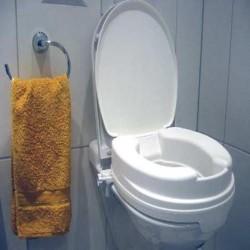 Ανυψωτικό WC Relax με Καπάκι Ύψους 10εκ. 288110