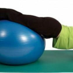 Μπάλα Γυμναστικής Mambo Max AB Gym Ball 75cm AC-3261