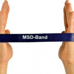 Λάστιχο Γυμναστικής MSD–Band LOOP Μπλε AC 4119