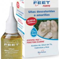 Υγρό Για Αποχρωματισμένα Νύχια-Φιαλίδιο 50ml HF 6036