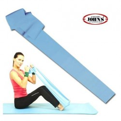Λάστιχο Γυμναστικής Rep Band (1,5m) Level 4 Blue 233053 JOHN'S