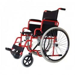 """Αναπηρικό Αμαξίδιο Απλού Τύπου Με αποσπώμενα  Υποπόδια  - Be Free Standard 24"""" ΥΚ9031 Orthostatical"""