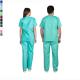 Ιατρική Στολή Μπλούζα - Παντελόνι (Σετ) Unisex  Βεραμάν