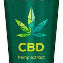 Herbamedicus Swiss Gel Hemp Extract CBD Warming Θερμαντική Κρέμα 200ml