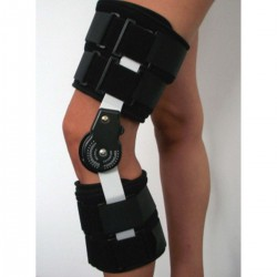 Medical Brace Νάρθηκας Μηροκνημικός Λειτουργικός Με Γωνιόμετρο EXTRA SHORT PA-XC