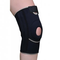 Medical Brace Neoprene Knee support OPEN ATHLETIC MB-3001