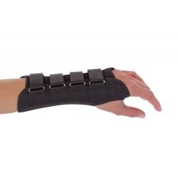 Δερμάτινος Νάρθηκας Καρπού Αντιβραχίου Μήκους 23 Εκ. Ortholand Contured Wrist