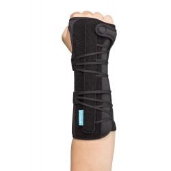 Ελαστικός Νάρθηκας Καρπού Αντιβραχίου Μήκους 25 Εκ. Ortholand Formfit  Wrist 25 Universal Αριστερό