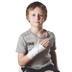 Παιδιατρικός Ελαστικός Νάρθηκας Καρπού Ortholand PED/8707 8708 Λευκό