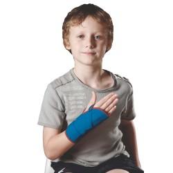 Παιδιατρικός Ελαστικός Νάρθηκας Καρπού Ortholand PED/8707 8708 Γαλάζιο