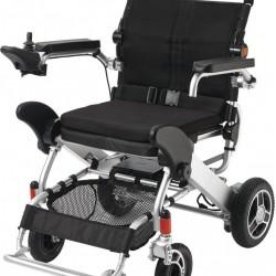 Ηλεκτροκίνητο Αναπηρικό Αμαξίδιο Smart Chair Spacious Heavy Duty PL001-5001